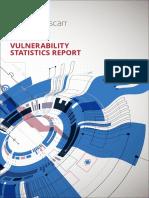 2019 Vulnerability Statistics Report