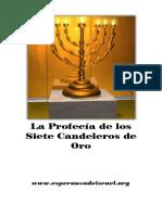064. La Profecia de Los Siete Candeleros de Oro