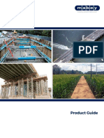 Steel Product Guide