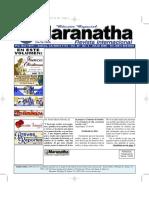 Revista Maranatha Julio de 2006
