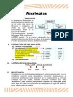 ANALOGÍAS POR J.CEREZO