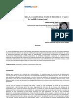 Conflictos Em Pre Sari Ales, Comunicacion y Direccion
