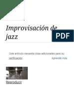 1Improvisación de Jazz - Wikipedia