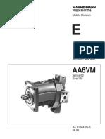 Aa6vm Sereis 63 160cc MOTOR