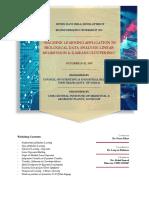 Bioinformatics Skill Development Workshop2019