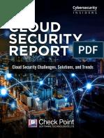 Cloud Security Report 2019
