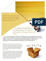 GX Consulting Brochure