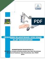 Pedoman Klasifikasi ALAT KESEHATAN.id.En
