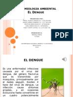 Trabajo Final El Dengue Diapositivas