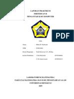 Laporan Praktikum Pik 2