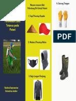 leaflet apd petani