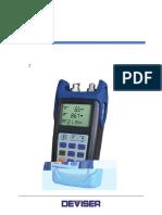 Ep300 User Manual(v1.0)Deviser