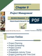 MSP Project Management