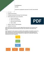 Application of Financial Ratios and Adjustments- Aquite