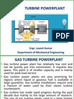 Gas Turbine Powerplant_2018