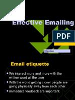Written Communication - III - Effective Emailing