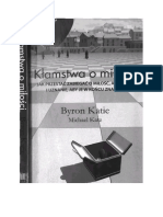 Byron Katie, Michael Katz - Kłamstwa o Miłości