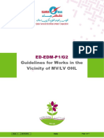 ED-EDM-P1 G2 Guidelines for Works in the Vicinity of OHL_issue1