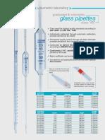 Glass Pipettes