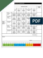 Ddwr 2138 p1 Marking Sheet