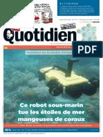 Mon Quotidien 6633