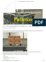 PLC Programming Example – Palletizer _ Acc Automation