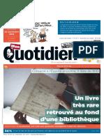 Mon Quotidien 6617