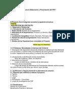 Estructura PST I