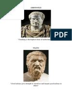 20 Philosophers