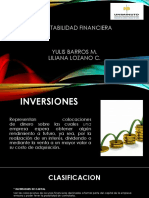 Contabilidad Financiera Actividad 2 INVERSIONES
