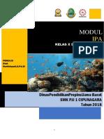 Modul IPA SMK X Semester 1