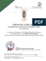 Padre Gabriele Amorth - 2 Agosto 2012 - Emanuela Orlandi Morta in Un'Orgia in Vaticano