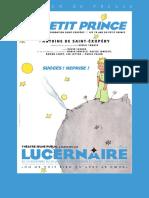 Le Petit Prince(LUCERNAIRE)