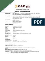 TDS Dulux Silk Emulsion