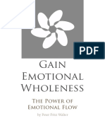 Gain Emotional Wholeness