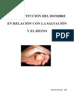 La constitución del Hombre en relación con la salvación y el Reino.pdf