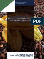 Última Revisión - Libro Historia Del Cacao