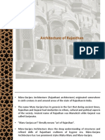 Lecture 1 Rajasthan Architecture