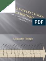 Grandes Intelectuales en La Historia(26 Oct 2010)