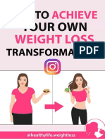 How to Achieve Your Own Weight Loss Transformation Heather Johnson V2