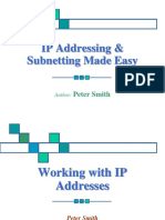 Pjsmith IP Addressing Subnetting Made Easy (1)