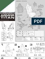 COUGAR ARMOR TITAN user manual