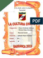 Monografia Cultura Chimu