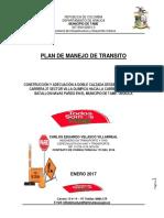 Plan de Manejo de Transito