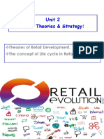 Retail Theories and Life Cycle