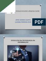 FUNDAÇÃO DE APOIO A PESQUISA E SAÚDE TRABALHO.pptx