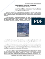 The Worlds Aerospace Material Handbook