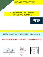 2. Trasmissione Del Calore - Convezione Termica