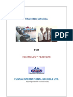 E-Learning Training Manua (Funtaj)