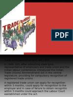 36920734 Trade Union Act